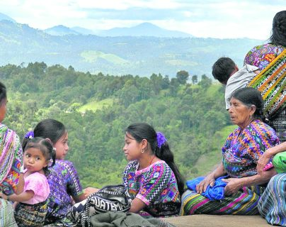 Las guatemaltecas crecieron un centímetro en medio siglo