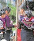 Este año hay un aumento de niñas menores de 14 años que se convierten en madres. (Foto Prensa Libre: Hemeroteca PL)