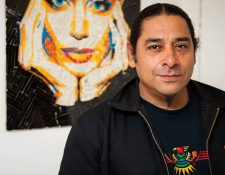 Juan Carlos Pinto vive en Brooklyn desde hace 20 años. (Foto Prensa Libre: Juan Carlos Pinto)