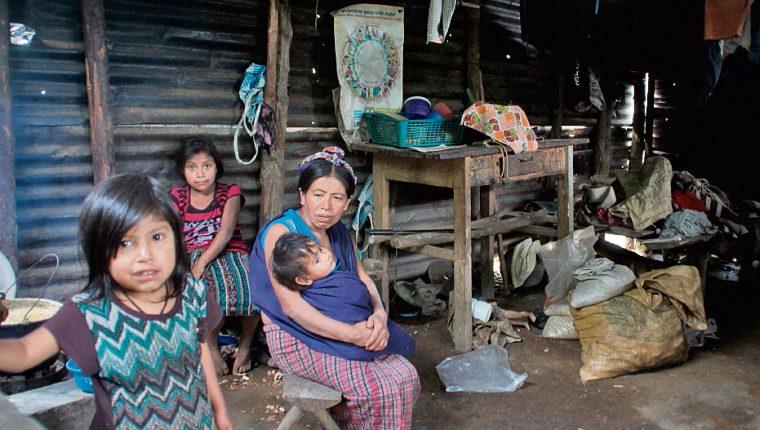 Según Fundesa la población rural migra primero a las ciudades intermedias y luego a EE. UU. al no hallar oportunidades de trabajo. (Foto Prensa Libre: Hemeroteca PL)
