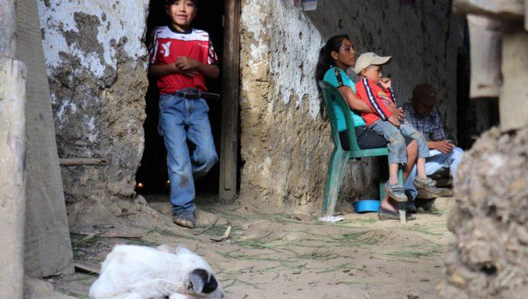 Ningún plan ha podido llevar desarrollo a las áreas rurales del país. (Foto Prensa Libre: Hemeroteca PL)