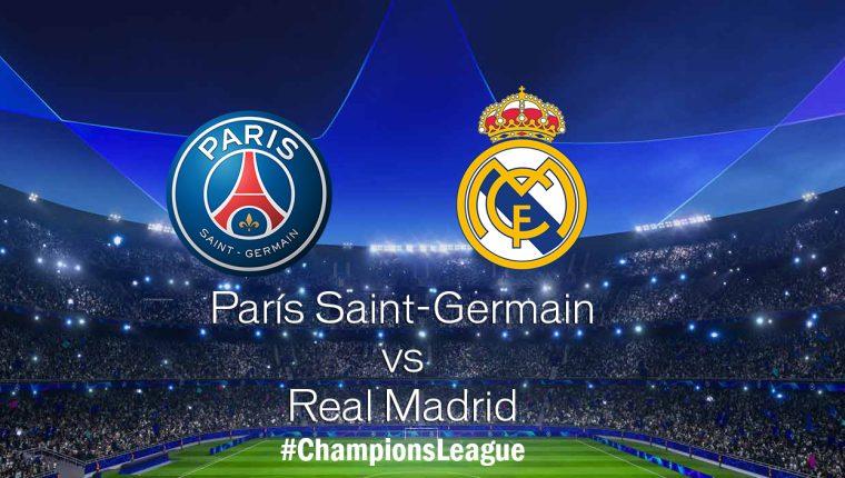 En Directo Paris Saint Germain Vs Real Madrid Prensa Libre