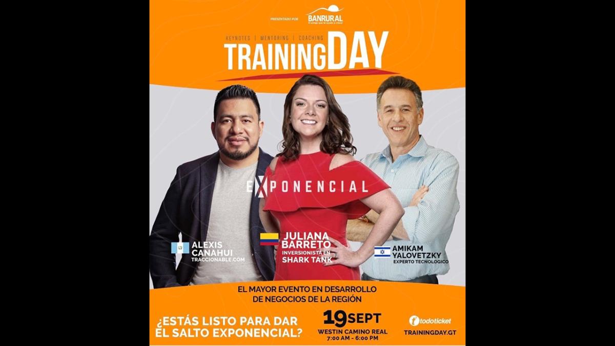Training Day en Guatemala