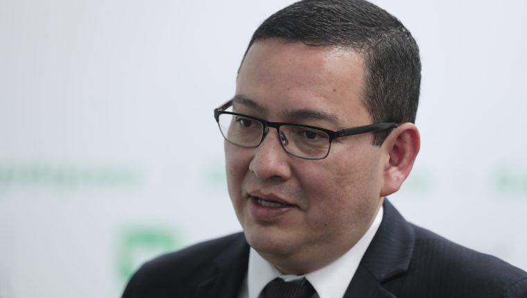 Roberto Sagastume Flores, director de la Anadie renunció a su cargo y a partir de este lunes asumirá de manera interina Érick Estuardo Uribio González. (Foto Prensa Libre: Hemeroteca)