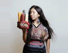 Sara Curruchich promociona un documental que muestra su música, su lucha e inspiraciones. (Foto Prensa Libre: Cortesía de Xun Ciin)