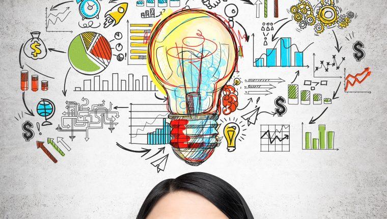 """""""Ideas para emprender"""" es la nueva serie que Prensa Libre publicará en octubre. Foto Prensa Libre: Servicios"""