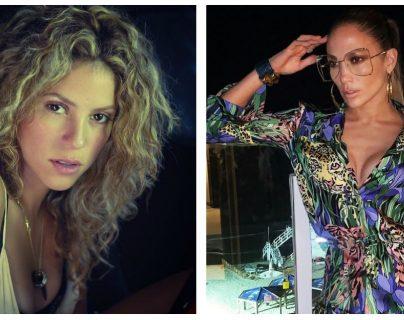 Shakira y Jennifer López actuarán durante el Super Bowl 2020. (Foto Prensa Libre: Tomada de Instagram)