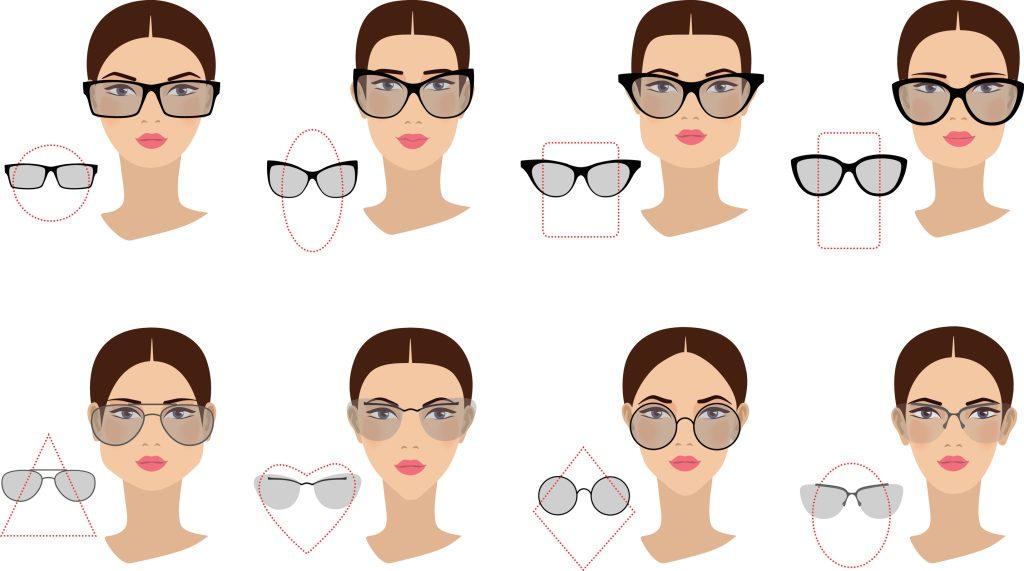 Como Escoger Sus Gafas Segun Su Tipo De Rostro Prensa Libre