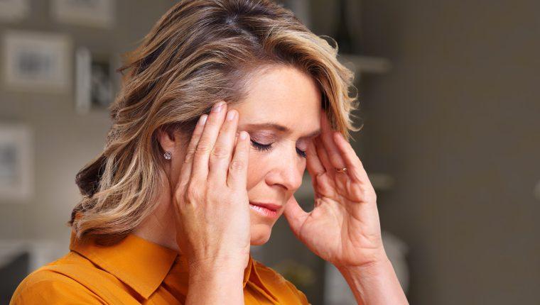 Tensión en la cabeza por ansiedad