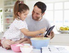 En el día del niño, busque actividades para compartir un tiempo de calidad con sus hijos. (Foto Prensa Libre: Servicios).