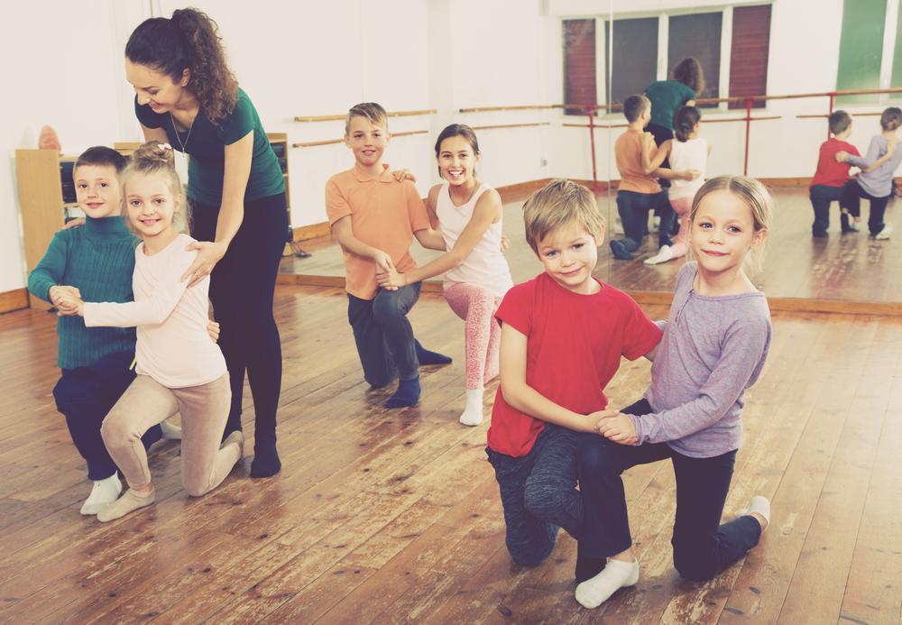 Cómo motivar a los niños al baile y qué beneficios tiene