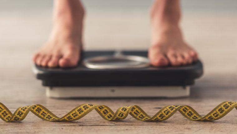 Ni el sobrepeso ni la delgadez son sinónimos de salud. (Foto Prensa Libre: Servicios).