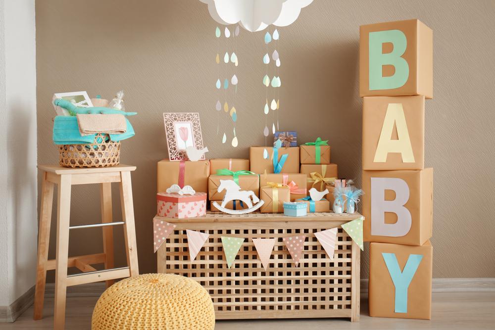 Tenga todo listo para la llegada del bebé