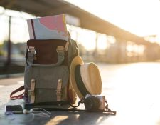 Para nuestras próximas aventuras, procuremos llevar lo más importante en nuestro equipaje. (Foto Prensa Libre: Servicios).