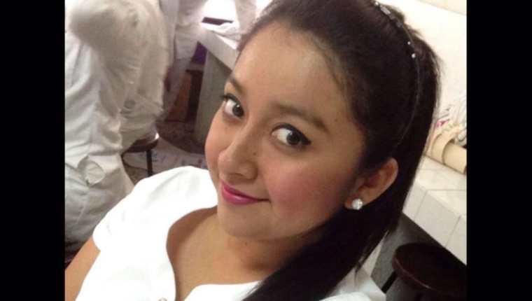 La joven universitaria fue reportada desaparecida. (Foto Prensa Libre: Usac)