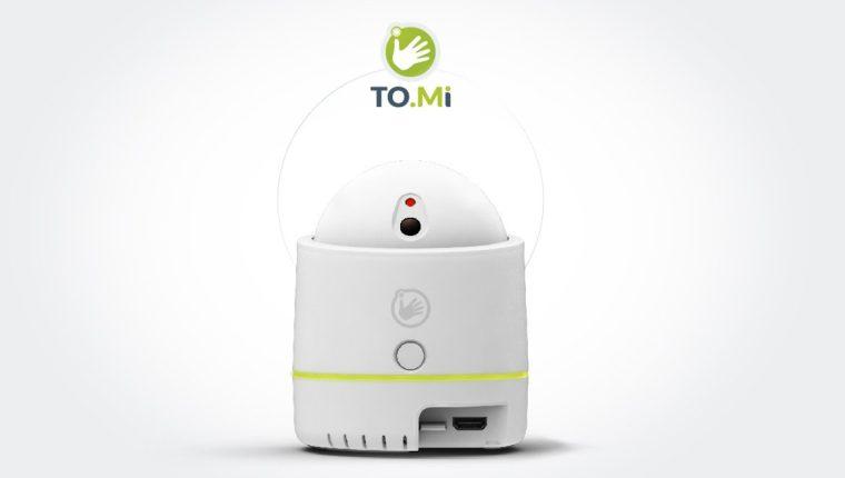 TOMi es un dispositivo que permite la interacción entre docente y estudiante. (Foto Prensa Libre: tomi.digital)