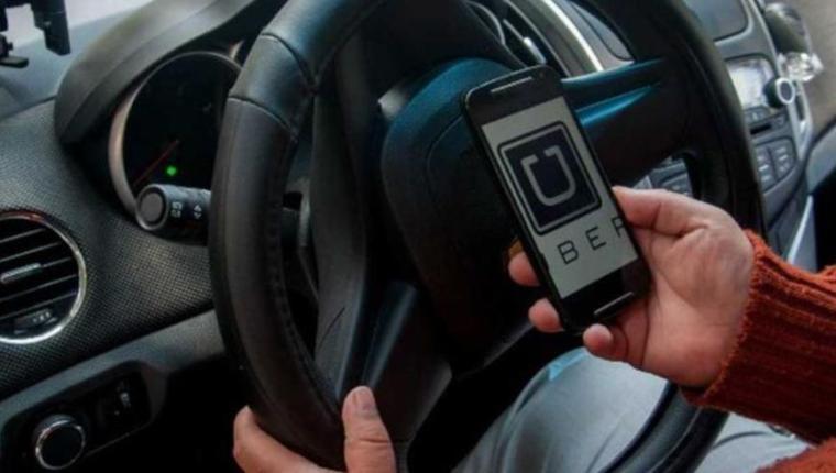 Uber presta servicio de transporte en varios países. (Foto Prensa Libre: Hemeroteca PL).