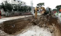 El sector construcción tendrá un desempeño negativo de -5.5% para 2020 y para 2021 de 0.2% según la estimación del Banguat. (Foto Prensa Libre: Hemeroteca)