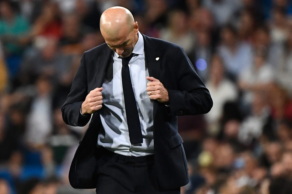 Zidane con un pie fuera del Real Madrid, Florentino Pérez ya tendría al sustituto del francés