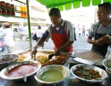 Las autoridades de la comuna capitalina pretenden mejorar la forma como los comerciantes manejan los alimentos. (Foto: Hemeroteca PL)
