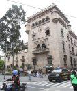 El Ministerio de Gobernación deberá entregar los fondos que le corresponden a la Comisión Nacional para el Seguimiento y Apoyo al Fortalecimiento de la Justicia. (Foto Prensa Libre; Hemeroteca)