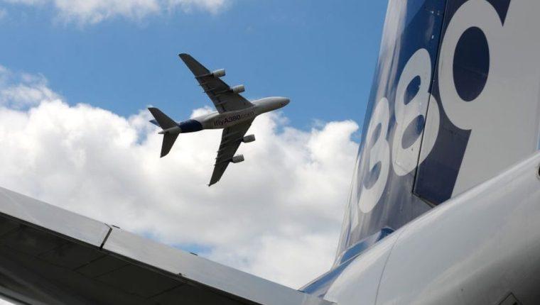 Según la OMC, el Airbus A380 fue injustamente subsidiado por los europeos.