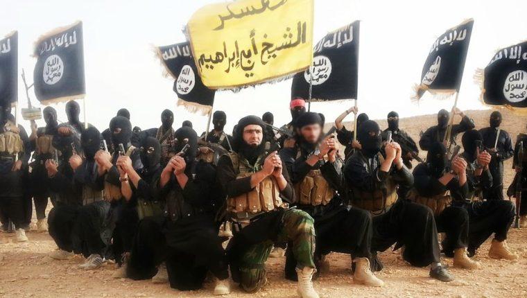 EI cuenta con miles de hombres en Siria y varias partes del mundo.