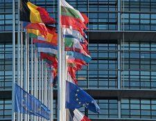 Sede la Unión Europea, que había expresado preocupación por aranceles. (Foto: AFP)