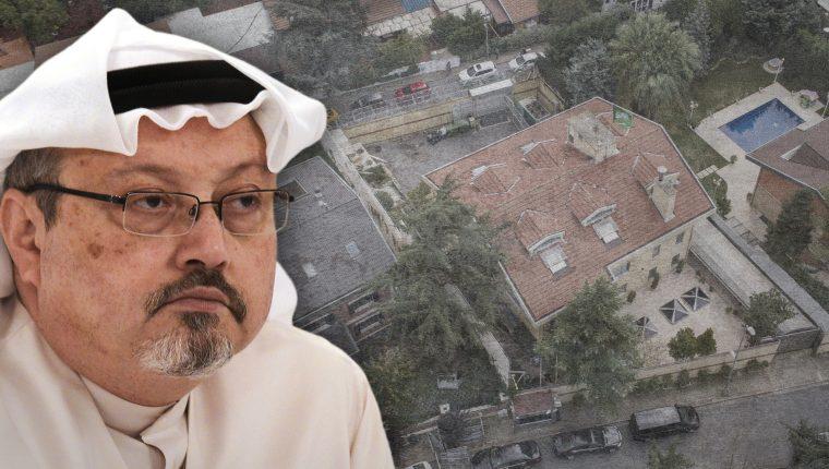 El periodista saudita Jamal Khashoggi fue asesinado el 2 de octubre de 2018.
