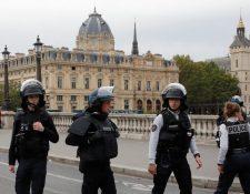 La policía ha acordonado el área donde sucedieron los hechos.