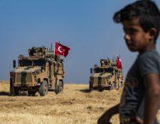 Expertos aseguran que el caos ocasionado por una intervención militar turca podría facilitar un resurgimiento del autodenominado Estado Islámico. GETTY IMAGES