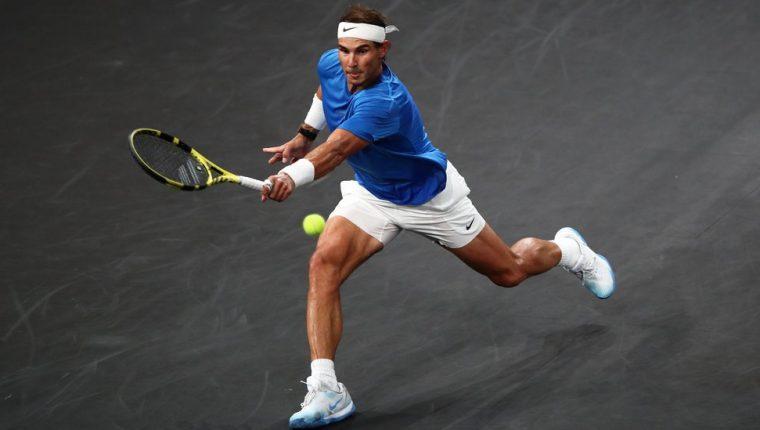 El tenista español Rafael Nadal lleva ganados 19 Grand Slam.