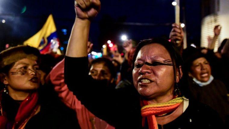 La grave crisis política que vive Ecuador no parece tener una salida a la vista, pues los indígenas aún se niegan a negociar con el gobierno.