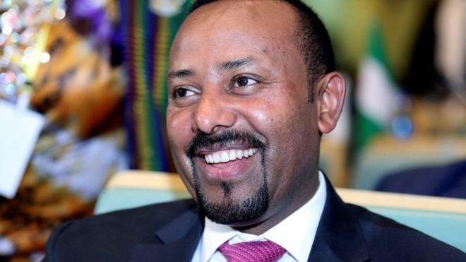 Abiy Ahmed se convirtió en primer minsitro de Etiopía en abril de 2018. REUTERS