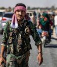 El régimen sirio se está moviendo hacia la frontera turca después de que Damasco llegó a un acuerdo con las fuerzas kurdas.