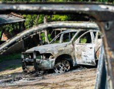 La emboscada en Michoacán es la más mortífera contra policías de los últimos años. AFP