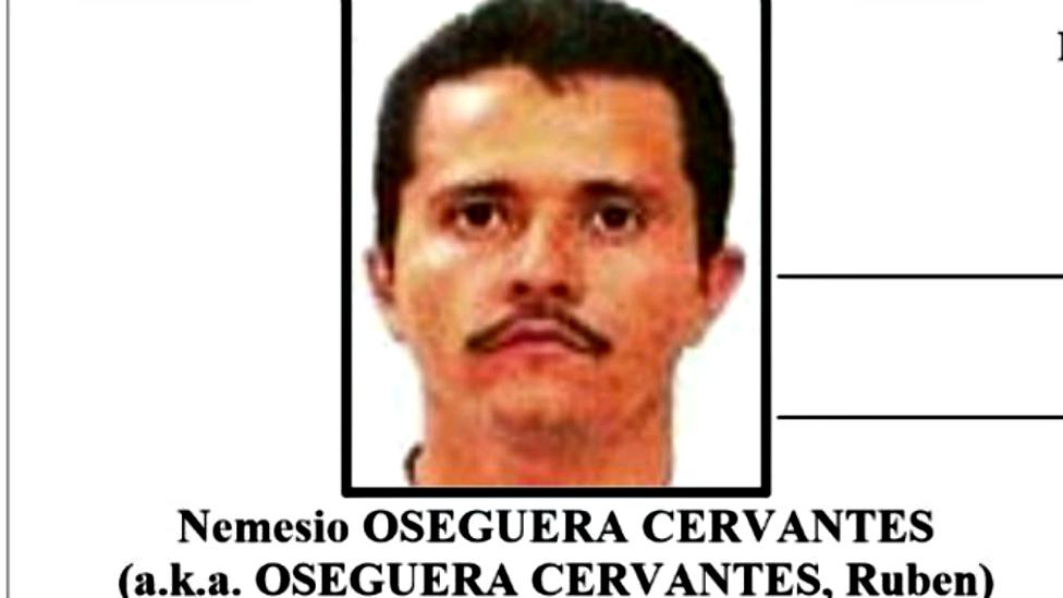 El reto a AMLO del Cartel Jalisco Nueva Generación, responsable de la emboscada a policías más mortífera de los últimos años