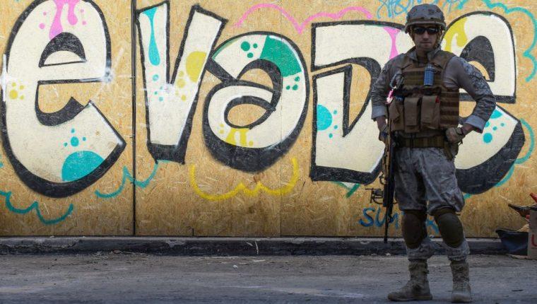 La presencia de militares en las calles de tareas de orden púbico no se veía desde el gobierno de Augusto Pinochet.