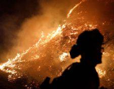 El gobernador de California, Gavin Newsom, declaró este domingo una emergencia en todo el estado.