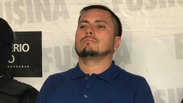 Magdaleno Meza, presunto narcotraficante detenido el año pasado en Honduras, fue asesinado este sábado en una cárcel de máxima seguridad. AFP