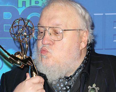 George RR Martin es el autor y creador de Game of Thrones.