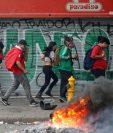 El gobierno anunció este miércoles la cancelación de dos grandes cumbres internacionales en medio de las protestas. REUTERS