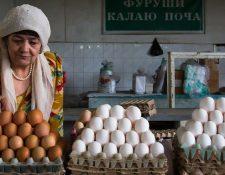 ¿Por qué los huevos tienen diferrntes colores?