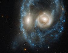 ¿Lo ves? NASA/AGENCIA ESPACIAL EUROPEA