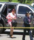 Thelma Aldana dirigió el MP entre 2014 y 2018. (Foto Prensa Libre: Hemeroteca PL)