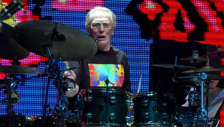 El batería Peter Baker falleció a los 80 años. (Foto Prensa Libre: EFE)
