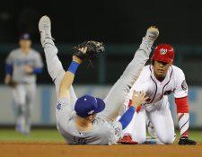 Las Grandes Ligas pospone el inicio de las acciones. (Foto Prensa Libre: EFE)