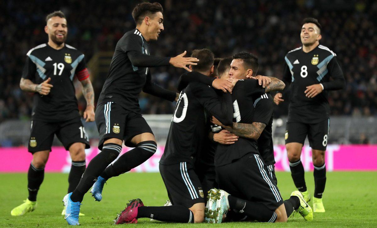 Argentina salva la cara y saca meritorio empate en Alemania