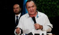 Alejandro Giammattei, presidente de Guatemala 2020-2024