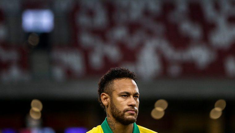 Una lesión vuelve a dejar fuera a Neymar de la Selección de Brasil. (Foto Prensa Libre: EFE)
